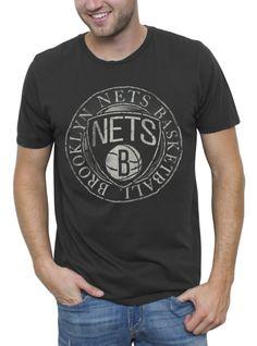 aa9fd522d05 NBA Brooklyn Nets Vintage Inspired Solid Tee  34.00  www.junkfoodclothing.com Boston Celtics T