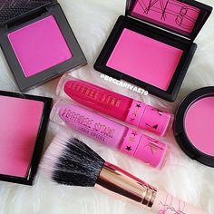 ❥♚ Pink Makeup, Love Makeup, Beauty Makeup, Makeup Products, Beauty Products, Pale Pink, Makeup Cosmetics, Things To Come, Make Up