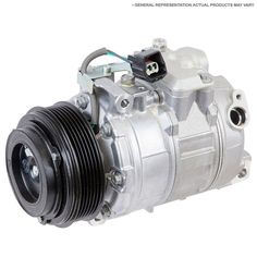 New 1973 Specialty and Performance View All Parts AC Compressor