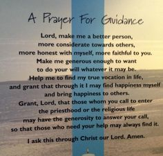 Prayer in Galway Cathedral, Ireland.  My prayer as I searched for a new job. Prayers For Hope, Mom Prayers, Special Prayers, Morning Prayers, Prayer List, Prayer Board, Faith Prayer, Prayer For Guidance, Guidance Quotes