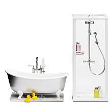 Lundby Smaland  Shower and Bath