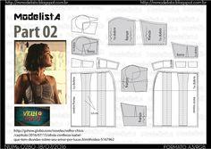 ModelistA: A3 NUMo 0280 DRESS