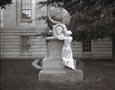 Daguerre Washington Garden Sculpture, Washington, Boards, Statue, Gallery, Outdoor Decor, Photography, Home Decor, Art