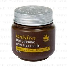 Jeju Volcanic Pore Clay Mask from #YesStyle <3 Innisfree YesStyle.com