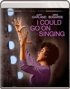 I Could Go On Singing - Blu-Ray (Twilight Time Ltd. Region A) Release Date: May 10, 2016 (Screen Archives Entertainment U.S.)