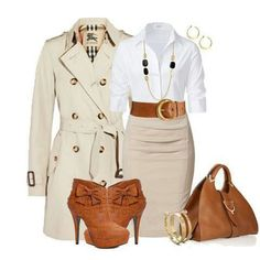 Lovely outfit! Maybe in different colours
