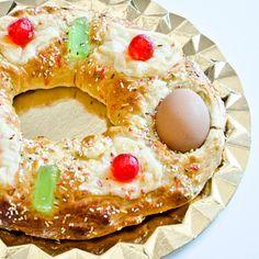 Receta Las Terceras: Mona de Pascua con #queso Las Terceras | #cheese #recipes #christmas #gourmet