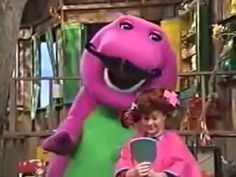Barney Fun & Games Part 4