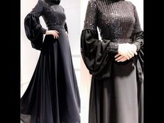 50 Ideas For Dress Brokat Satin Muslim Hijab Evening Dress, Hijab Dress Party, Hijab Style Dress, Evening Dresses, Islamic Fashion, Muslim Fashion, Modest Fashion, Fashion Dresses, Trendy Fashion