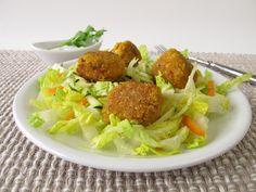 Isteni vöröslencse-fasírt pillanatok alatt: egészséges, húsmentes vacsora - Recept | Femina Tofu, Potato Salad, Vegetarian Recipes, Cabbage, Curry, Potatoes, Vegetables, Eat, Ethnic Recipes