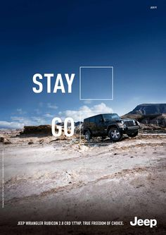 Jeep Portugal: Choice 2013