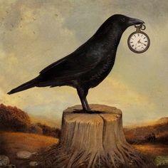 Tiempo- ilustración Bill Mayer