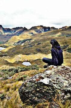 Cajas-Cuenca-Ecuador