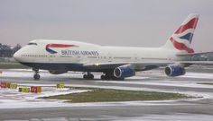 BA 474 at a snowy Heathrow | Flickr - Photo Sharing!
