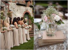 Romantic DIY Fairytale Wedding: Blush Pink, Ruffles & Lace   Bridal Musings   A Chic and Unique Wedding Blog