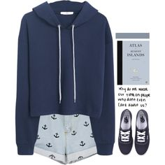 Top Set | #504 by emilypondng on Polyvore featuring polyvore, fashion, style, MANGO and Vans