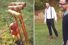 #wedding #croquet