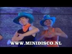 Minidisco - Cowboy Johnny (Nederlands)