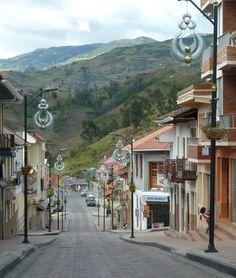 Chordeleg, Ecuador