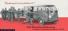 VW - 1956 - VW Kleinlöschfahrzeug - [7262]-1