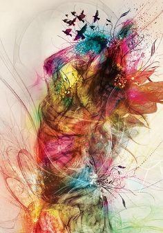 Tony Ariawan's 'Beauty Spirit'
