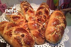 Paskalya Çöreği ( Orjinal Lezzet)