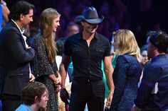 Pin for Later: Tim McGraw Brings His Stunning Daughter as His Date to the CMT Awards