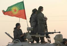 YJA-Star, women's military wing of Kurdistan Workers' Party (PKK)