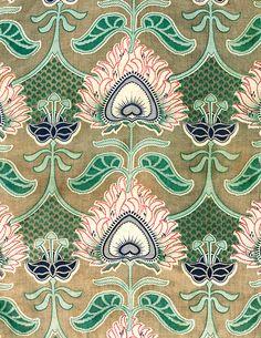 Super ideas for flowers pattern textile art nouveau Motifs Art Nouveau, Motif Art Deco, Art Nouveau Pattern, Textile Prints, Textile Patterns, Textile Design, Print Patterns, Floral Patterns, Style Patterns