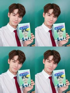 Seongwoo posing with himself is my new favorite concept Lai Guanlin, Ong Seongwoo, Kim Jaehwan, Ha Sungwoon, K Idol, Incheon, Jinyoung, My Boyfriend, My World
