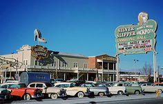 The Silver Slipper in 1956.