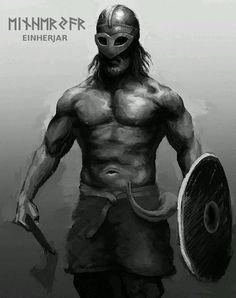 The Lone Warrior #Vikings