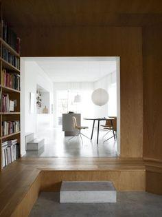 danish wood home inspiration - houseandhold.com