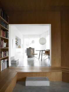 danish wood home inspiration - houseandhold.com