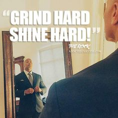 "Dwayne Johnson aka ""The Rock"" is a huge inspiration to millions world-wide. Here are some of the best motivational picture quotes and sayings by Dwayne Johnson. Dj Quotes, Rock Quotes, Motivational Picture Quotes, Hard Quotes, Words Of Wisdom Quotes, Best Inspirational Quotes, Photo Quotes, Quotes To Live By, Best Quotes"