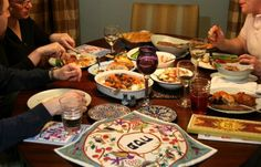 Celebrate the beginning of Passover with a solemn dinner with your friends and family over traditional Jewish fare with the help of these easy recipes.