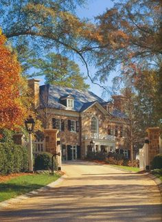 The Peak of Chic®: Inspired by Tradition: The Architecture of Norman Davenport Askins - House Designs Exterior Dream Home Design, My Dream Home, House Design, Dream Homes, Design Exterior, Dream House Exterior, Good House, House Goals, Curb Appeal