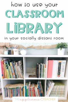 How to keep your classroom library open this school year. Love these suggestions for a safe classroom library . TheAppliciousTeacher.com Student Behavior, Classroom Behavior, School Classroom, Library Work, Class Library, Library Ideas, Classroom Organization, Classroom Management, Organization Ideas