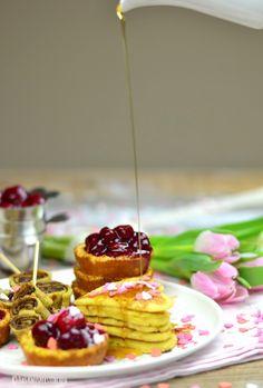 Pancakes Delight #Food #Pancakes #Breakfast