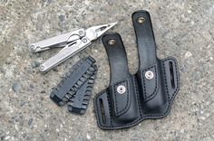 Leatherman Wave/Charge Multitool Extra Bits by LJamesThieman