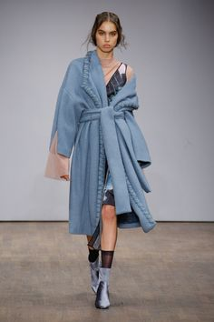 Beckmans College of Design Stockholm Fall 2017 Fashion Show - Linchao Zhang x 2NDDay