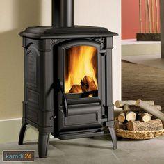 kaminofen justus bavaria haus pinterest ofen kachelofen und k che. Black Bedroom Furniture Sets. Home Design Ideas