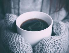 Hygge is where is it as this winter. Our The Art of Hygge is in the New Statement Drinking Black Coffee, Hot Coffee, Coffee Time, Coffee Shop, Coffee Cups, Coffee Steam, Drink Coffee, Tea Time, Coffee Barista