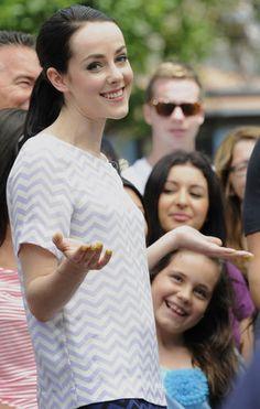 'Hunger Games: Catching Fire' Gets Great B-List Star to Play Johanna Mason