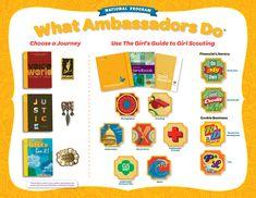 PDFs of all Ambassador Badge sets