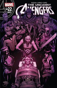Uncanny Avengers n°22 (05.04.2017) #uncanny #avengers #marvel #comics