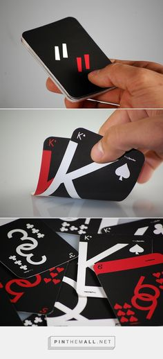 Futura Deck by Mark Mendola - gorgeous typographical deck. I need to get my hands on these.