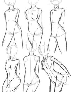 "Gefällt 200 Mal, 1 Kommentare - haha plot twist (@anatomytips) auf Instagram: ""some more interesting standing poses 4 u  not by me :0 #art #drawing #sketch #artreference…"""