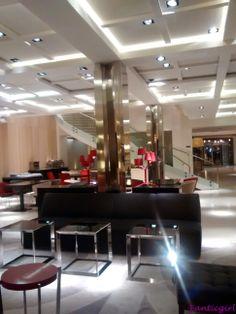 CAFÉ DE URRACA Hotel Alfonso Coso 15-17-19 50003 Zaragoza (Spain)