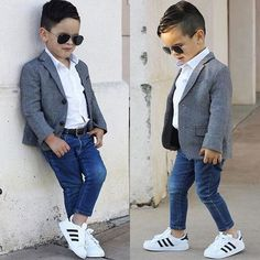 25 Ideas Fashion Kids Clothes Boys For 2019 Trendy Boy Outfits, Outfits Niños, Little Boy Outfits, Toddler Outfits, Baby Boy Outfits, Fashion Outfits, Fashion Clothes, Boy Clothing, Clothing Stores
